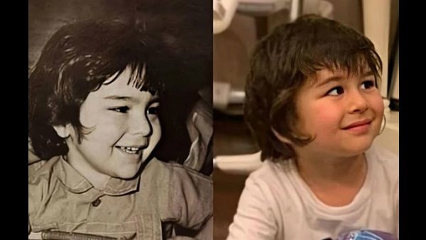 Is Taimur Ali Khan A Replica? If Not Then Who's This?