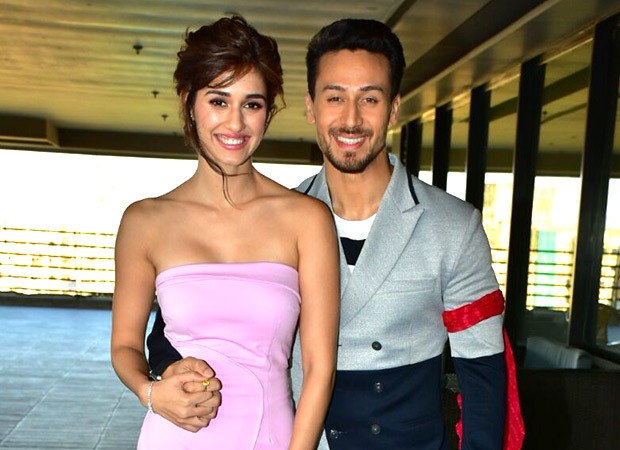 Disha Patani Wishes Tiger Shroff  In This Different Style, Wrote- Happiest B'day Baagh