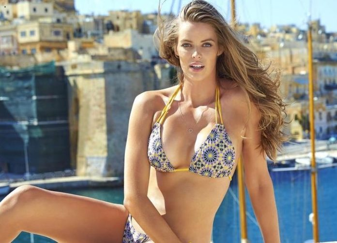 Robyn Lawley plus size model